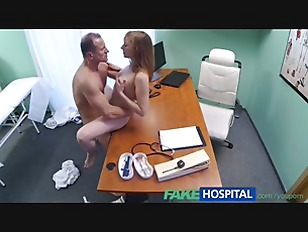 Doctor Creampies Sexy Tight Pussy
