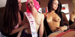 Real Party Amateur Teens Getting Wild At Bachelorette P