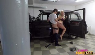 Horny Milf Kathy Anderson Wants To Try Mechanic's Cock