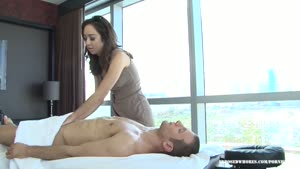 Mila Jade Massage Whore Gives Her Las Vegas Client A Massage To Remember