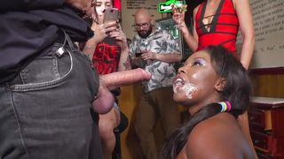 Wild Sex Party Goes Out Of Control