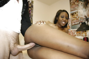 Co-ed Nina Gots Drilled Real Hard By White Dick