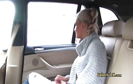Sexy Tanned Babe Fucked In Taxi