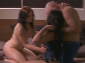 Couple Joins A Friend For A Hot Threesome At Her Place