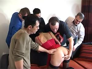 A Gangbang For Sophie