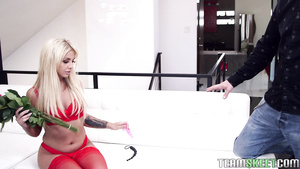 """Curvaceous Blonde At Teens Love Anal """"The Anniversary Switch-Up"""""""