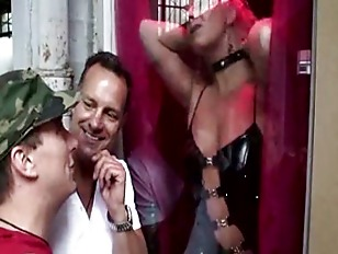 Blowjob Sluts Get Reality Cock From Europe To Suck Down On
