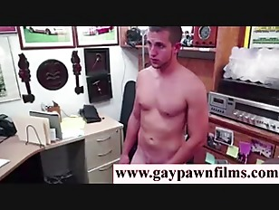 Gay Gives Blowjob To Straight Hunk On Video For Cash