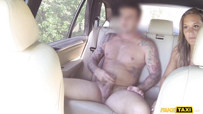 Tight Bodied Gal Naomi Fucked Inside The Taxi Cab