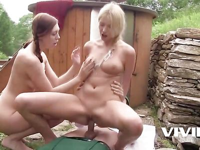 Vivid.coom – A Horny Threesome With Teens