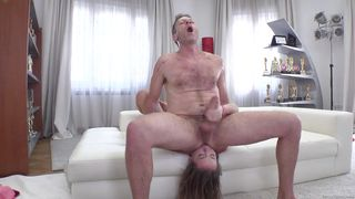 Tasting Her Pussy Juices With My Dick @ Rocco's Intimate Castings #16